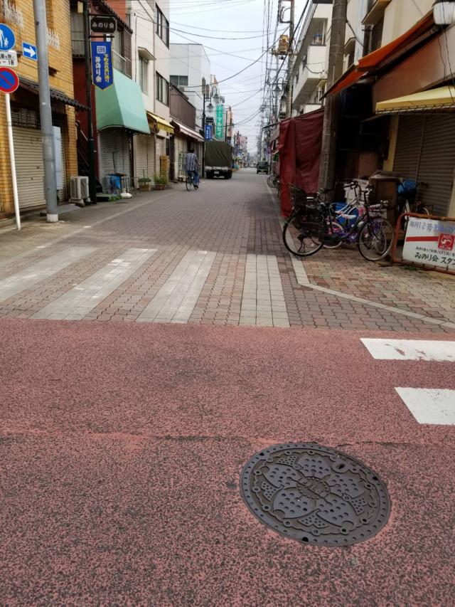 道のりの画像